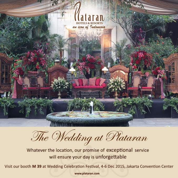 Wedding Exhibition 4-6 Dec